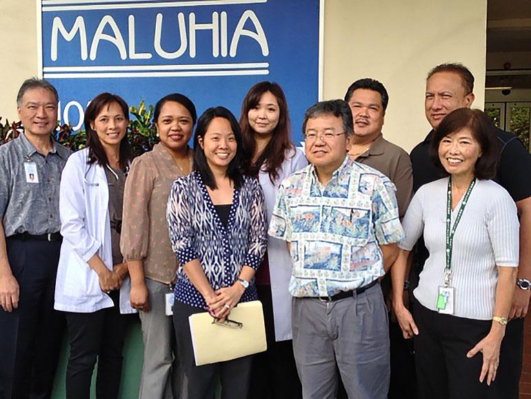 Maluhia - Welcome